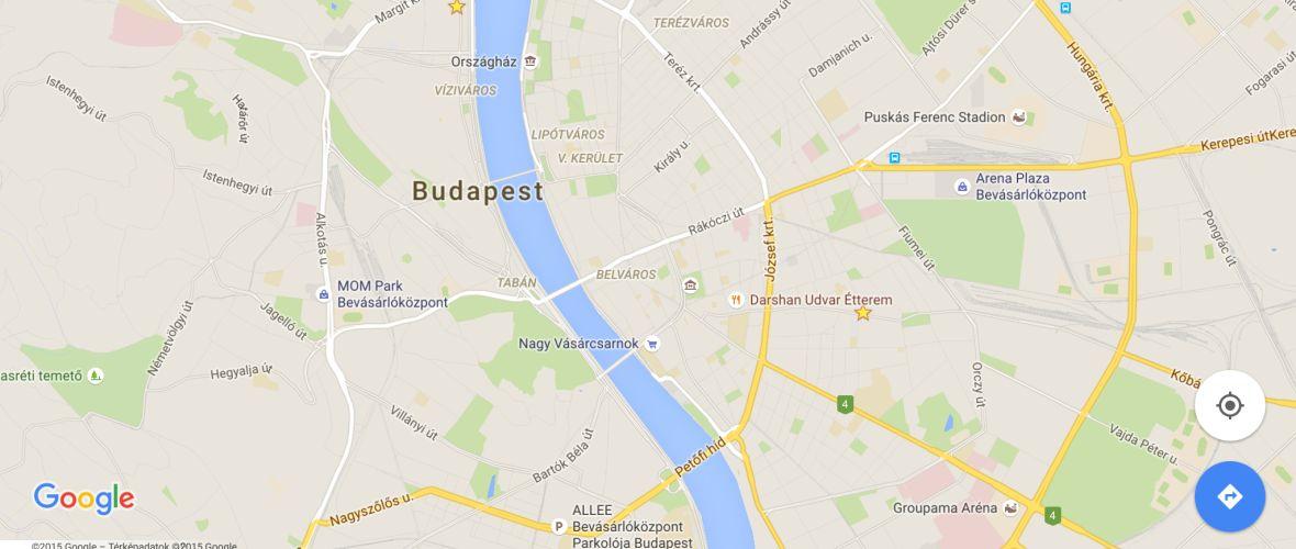 offline budapest térkép Rendes offline funkciókat kap a Google Maps   MediaMarkt Magazin offline budapest térkép