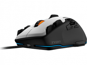 ROCCAT-Tyon-All-Action-Multi-Button-fehér-gaming-egér-(ROC11851)
