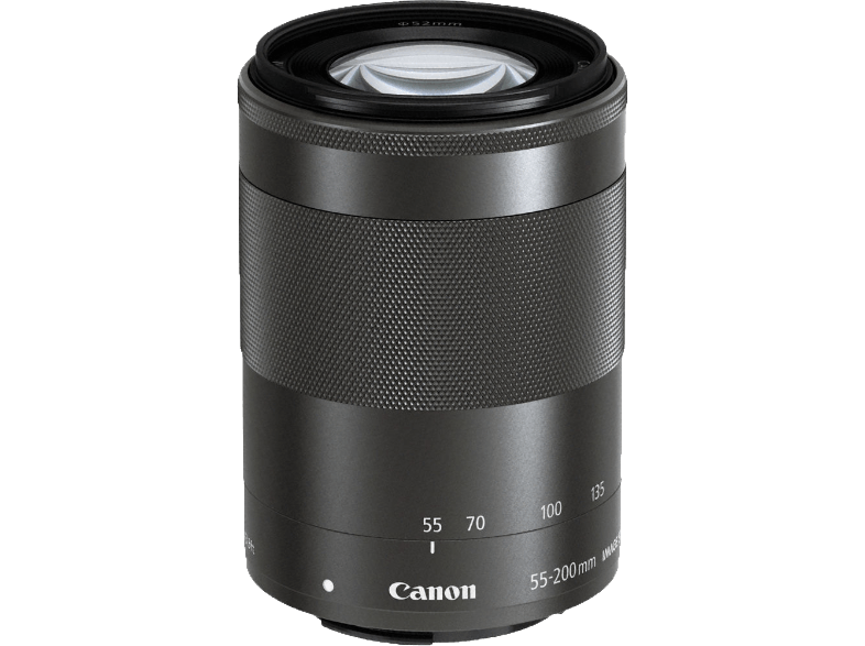 CANON EF-M 55-200 mm f/4.5-6.3 IS STM objektív