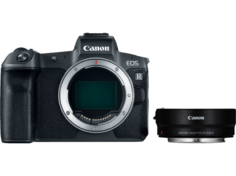 CANON EOS R BODY + MOUNT ADAPTER EF-EOS R KIT (3075C023)