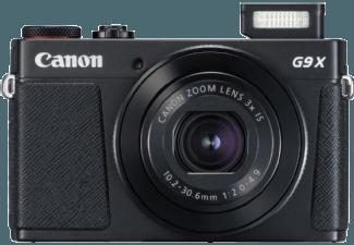 CANON PowerShot G9X Mark II fekete digitális fényképezőgép