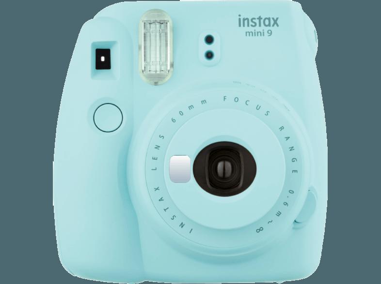 FUJI FILM Instax MINI 9 ice blue analóg fényképezőgép