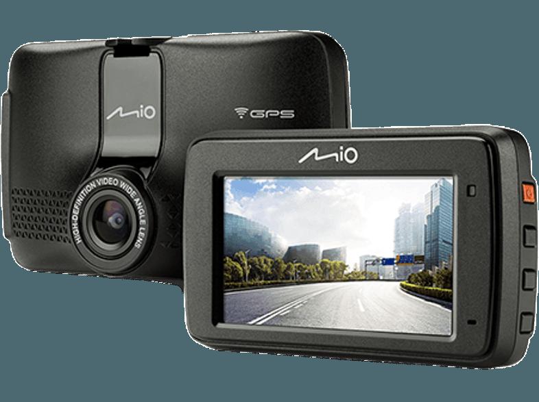 MIO MiVue 733 WiFi FullHD Autós fedélzeti kamera
