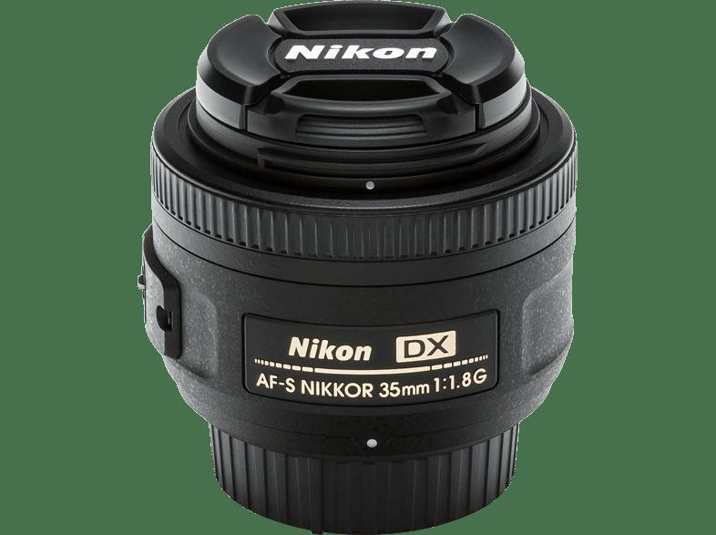 NIKON 35mm f/1.8 G AF-S DX objektív