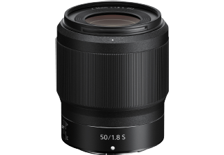 NIKON 50mm f/1.8 S Nikkor Z objektív
