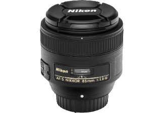 NIKON 85mm f/1.8 G AF-S objektív