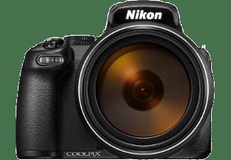 NIKON Coolpix P1000 fekete digitális fényképezőgép