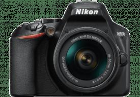NIKON D3500 + AF-P 18-55 mm VR Kit fekete