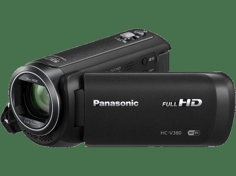 PANASONIC HC-V380EP-K videokamera