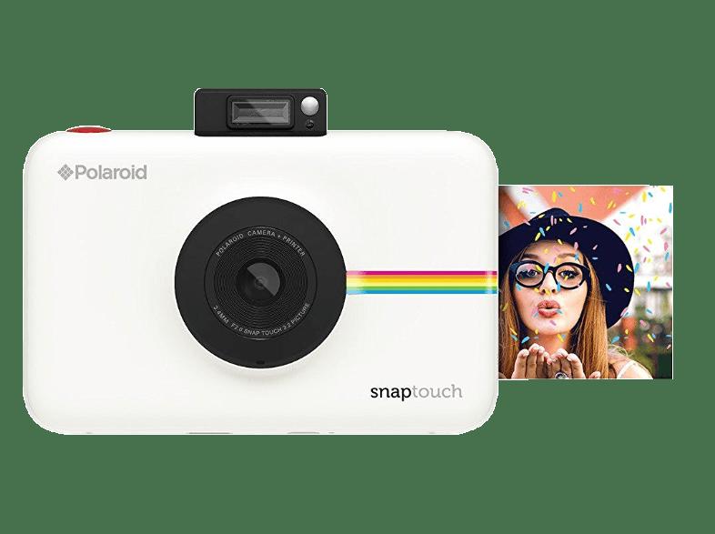POLAROID Polaroid Snaptouch fényképezőgép és fotónyomtató fehér