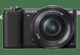 SONY Alpha ILCE-5100 fekete + 16-50 mm Kit