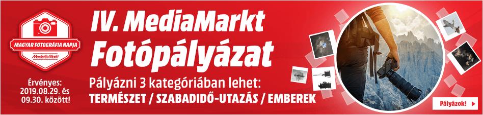 IV. MediaMarkt fotópályázat
