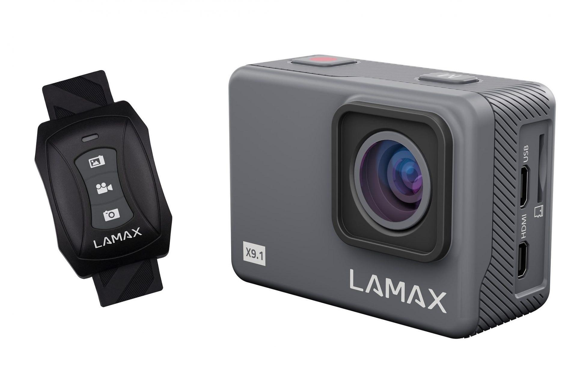 Lamax akciókamera
