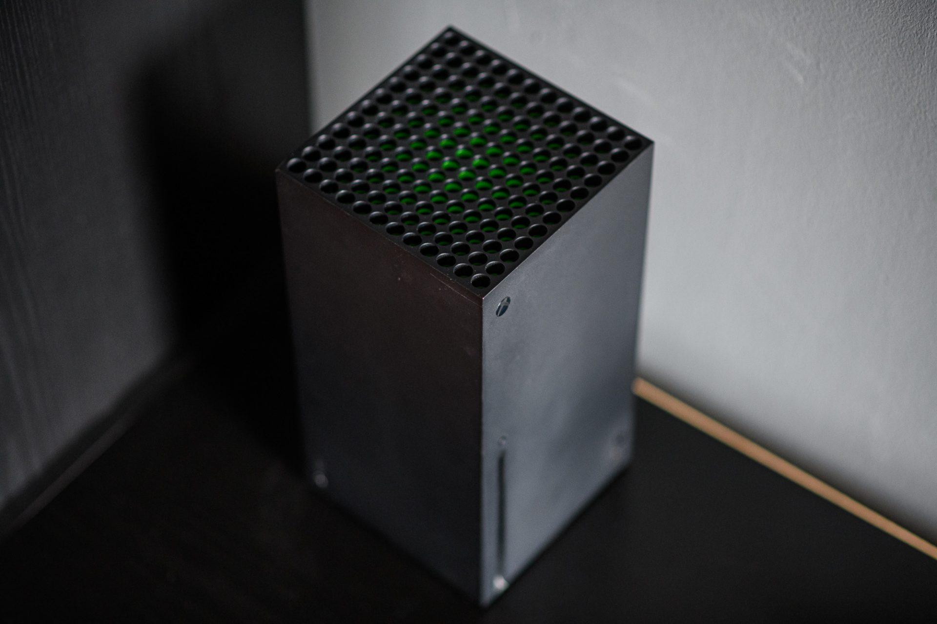 LG C1, Xbox Series X